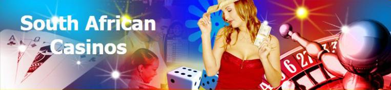 south african casinos with player, dice, cards and roulette table
